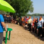 Открытый Чемпионат Рязанской области по спортивно-прикладному собаководству 2 этап по ССВ